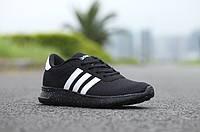 Женские кроссовки Adidas Neo 2015 black, фото 1