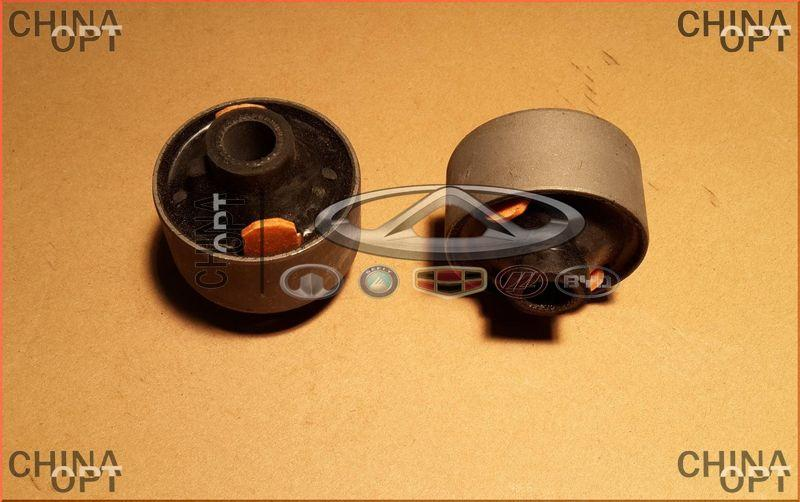 Сайлентблок переднего рычага задний, Chery TiggoFL [1.8, с 2012г.], T11-2909080, Aftermarket