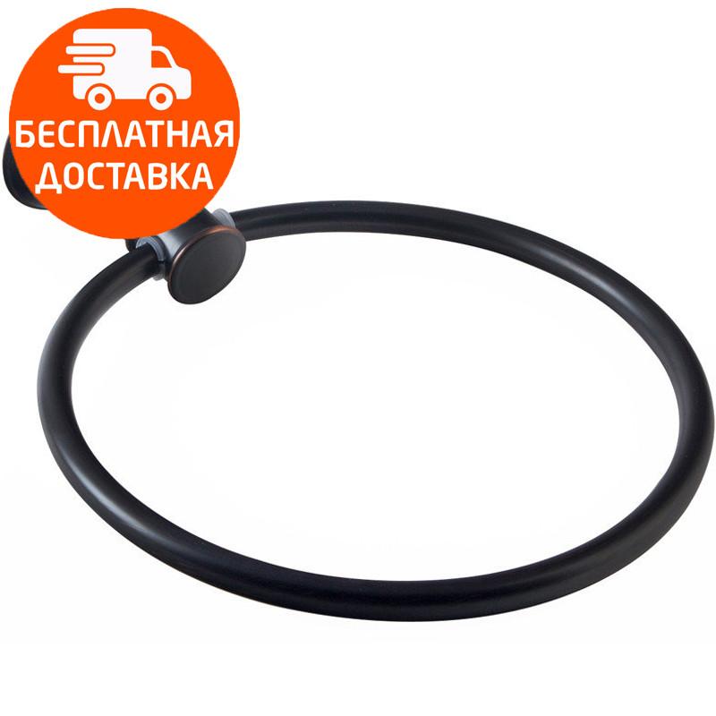 Полотенцедержатель кольцо Imprese Podzima Zrala ZMK02170828 тосканская бронза