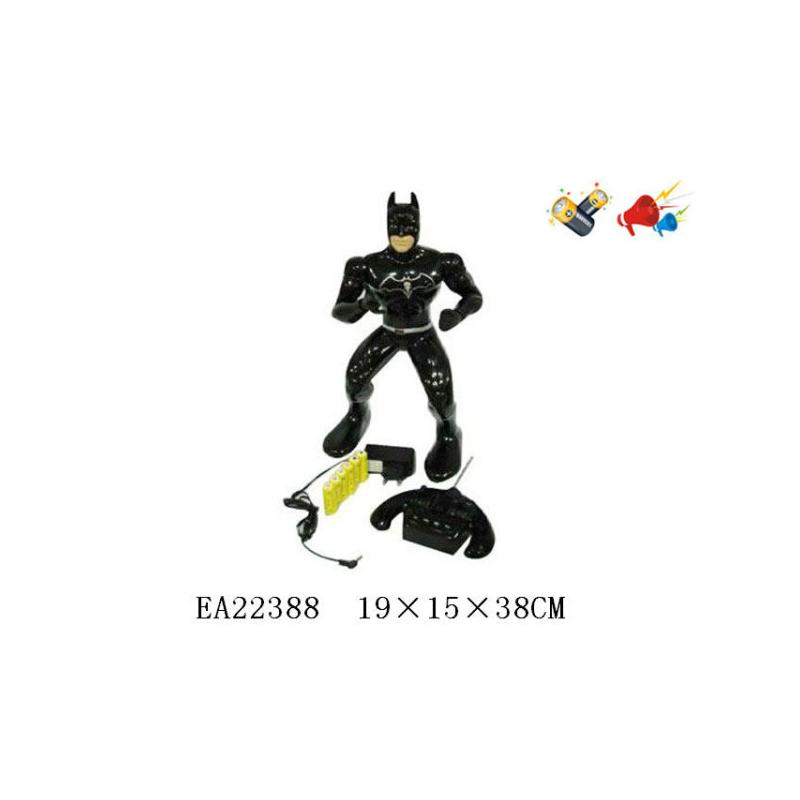 Робот на радиоуправлении Бетмен