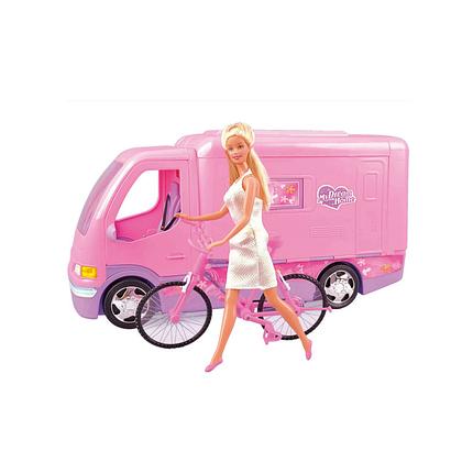 Авто-домик для куклы Барби, фото 2