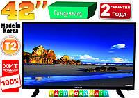 """Распродажа! Телевизоры Samsung Slim 42"""" LED,T2, USB, HDMI, FullHD, КОРЕЯ"""