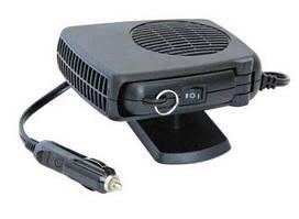 Автомобильный обогреватель и тепловентилятор  от прикуривателя CF-703