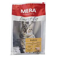 Mera Finest Fit Indoor Корм Для Кошек Живущих В Помещении, 4 Кг