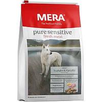 Mera Dog PureSensitiveFreshMeat Adult Сухой Корм Для Взрослых Собак,Индейка И Картофель, 12.5 Кг