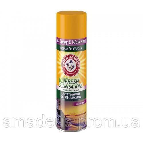 Arm&Hammer пена для ковров, помещений, что не нуждается в уборке пылесосом, 425 г