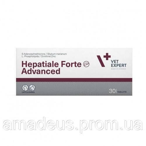 VetExpert Hepatiale Forte Advanced (30 таблеток) для собак и кошек с заболеванием печени