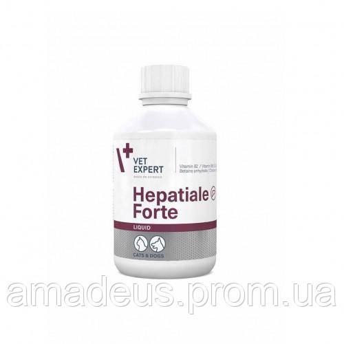 Hepatiale Forte для поддержания и восстановления функций печени взрослых собак и кошек, 250 мл