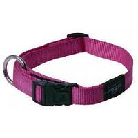 Ошейник для собак, розовый, 40 мм, 50-80 см