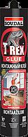 T-REX Клей монтажный моментального сцепления 380гр, SOUDAL Бельгия  [000030000098000102]