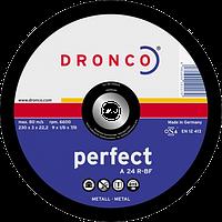 Диск отрезной по металлу (Dronco)   Диск по мет.350x3.0х25.4 Dronco [INKRU00000L350302D]