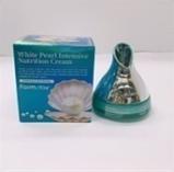 Питательный крем для лица с экстрактом белого жемчуга Farm Stay White Pearl Intensive Nutrition Cream, 50 мл, фото 3