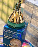 Питательный крем для лица с экстрактом белого жемчуга Farm Stay White Pearl Intensive Nutrition Cream, 50 мл, фото 6