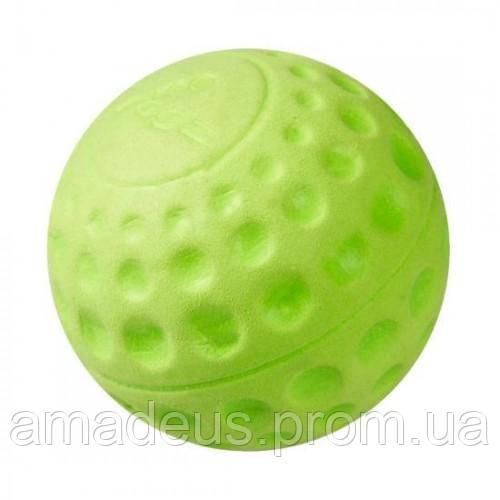 Игрушка для собак астероид S салатовый