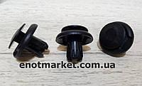 Крепление решётки радиатора много моделей Mitsubishi. ОЕМ: 91512SX0003, MU000319, MR220501, 91512-SX0-003, фото 1