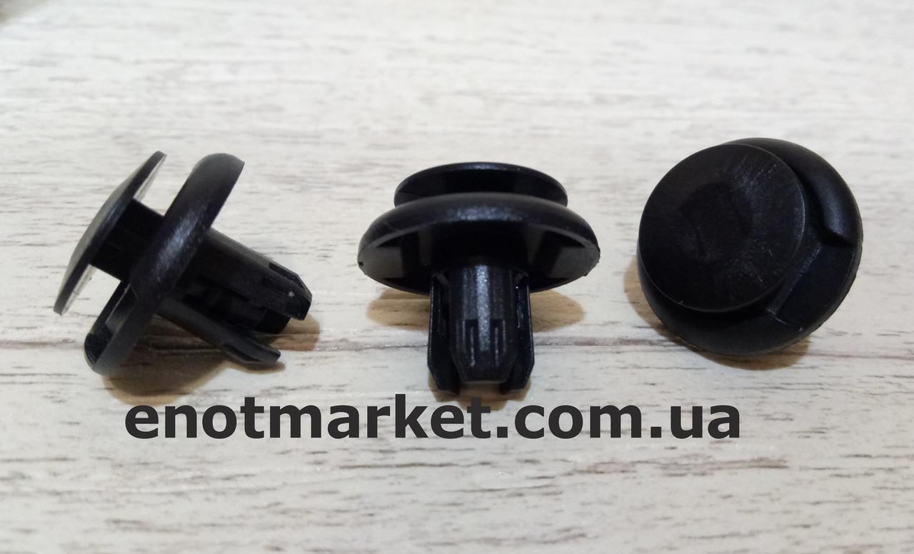 Крепление защиты моторного отсека универсальное Mitsubishi ОЕМ 91512SX0003, MU000319, MR220501, 91512-SX0-003