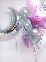 Воздушные шарики - идеальный подарок для ребенка.