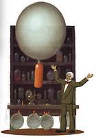 Кто и как создал воздушный шарик?