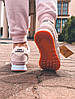 """Женские зимние кроссовки New Balance 574 """"Pink/Winter"""" (в стиле Нью Баланс), фото 3"""