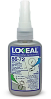 86-72 герметик для резьбы 50мл. высокой прочности, Loxeal Италия  [0010500GL867200500]