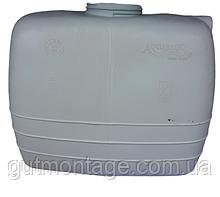 Прямоугольная емкость, для хранения воды. Пищевой пластик. Aquarius SQN 2- 500.Telcom Италия