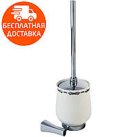 Туалетный ершик Imprese Cuthna 150280 STRIBRO хром