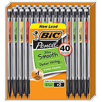 BIC Xtra Smooth Механічні олівці з додатковими стержями (B00I9L7AIC) Mechanical Pencil, Medium Point (0.7mm)
