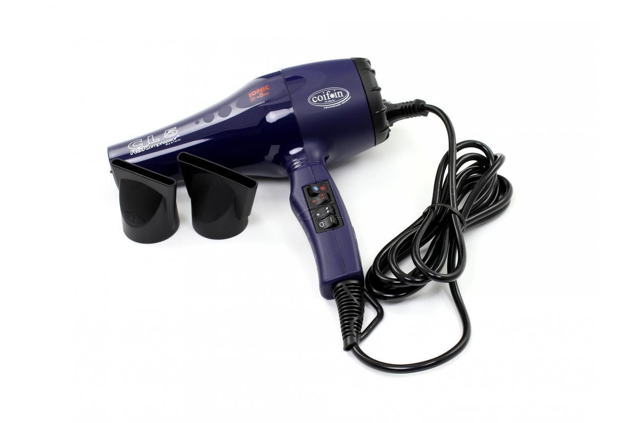 Фен для волос профессиональный Coifin CL5R-ion, 2100-2300Вт
