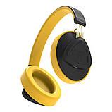 Беспроводные bluetooth наушники-гарнитура Bluedio TM 30 часов музыки, фото 4