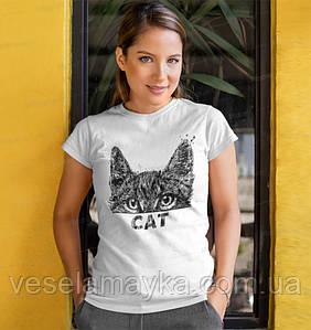 Футболка Cat (Кот)