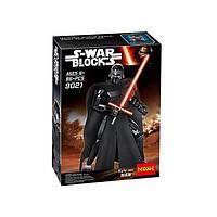 """Конструктор Decool 9021 (Аналог Lego Star Wars 75117) Звездные Войны """"Кайло Рен"""" 86 деталей, фото 1"""