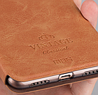 Чехол книжка Mofi Vintage для Xiaomi Redmi Note 7 / Note 7 Pro, фото 5