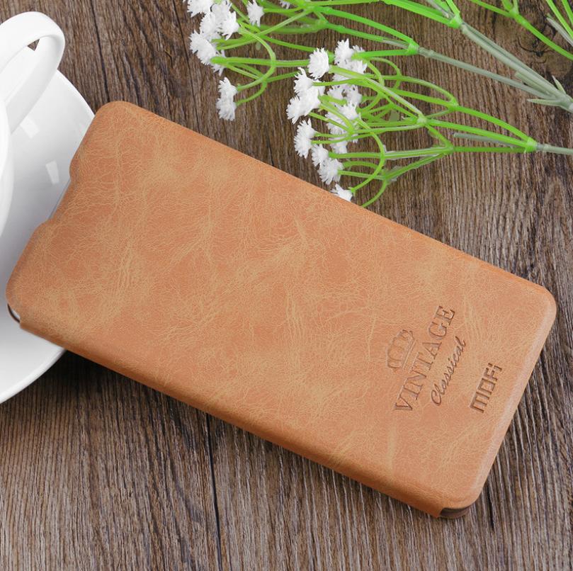 Чехол книжка Mofi Vintage для Xiaomi Redmi Note 7 / Note 7 Pro