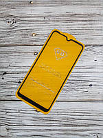 Защитное стекло Full Glue для Xiaomi Mi Play Черное