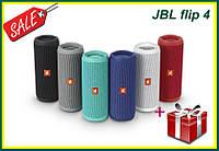 JBL Flip 4 Портативная Bluetooth колонка влагозащита, microSD,MP3,MP4,FM качественная реплика черная