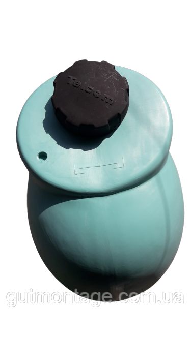 """Емкость полиэтиленовая для запаса питьевой воды Aquarius SOV3- 500  """"капля"""". Пищевой пластик. Telcom Италия"""