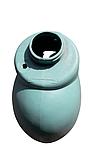 """Емкость полиэтиленовая для запаса питьевой воды Aquarius SOV3- 500  """"капля"""". Пищевой пластик. Telcom Италия, фото 7"""