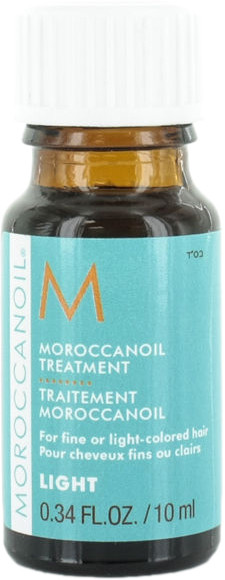 Масло для тонких и светлоокрашенных волос Moroccanoil Treatment For Fine And Light-Colored Hair 10 мл