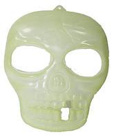 Светонакопительный череп (тыква, баба яга) 20 см