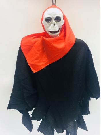 Подвесная кукла на Хэллоуин 30 см (три цвета)