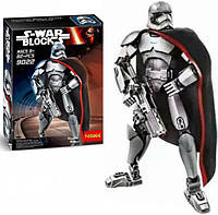 """Конструктор Decool 9022 (Аналог Lego Star Wars 75118) Звездные Войны """"Капитан Фазма"""" 82 детали, фото 1"""