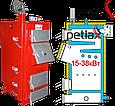 Котел твердотопливный PetlaX модель ЕКТ 15 кВт, фото 2