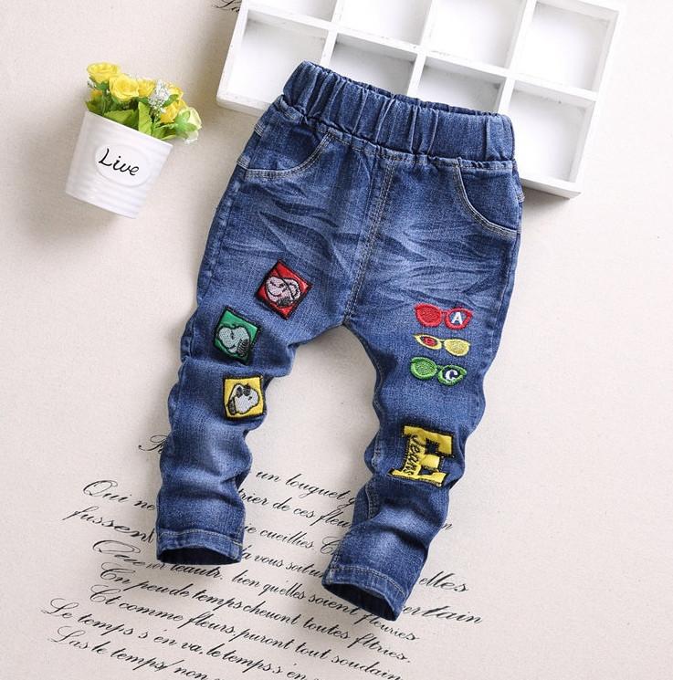 Джинсы для мальчиков E Jeans