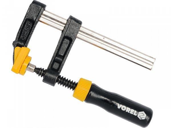 Струбцина тип-F VOREL 50 Х 150 мм