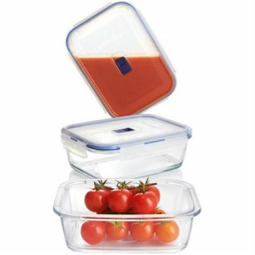 Набор контейнеров Luminarc Pure Box Active 380 мл 820 мл 1220 мл N2618