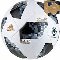 Футбольный мяч Adidas Telstar 18 World Cup Knockout Top Glider