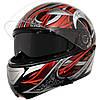"Шлем-модуляр Hawk GLD-908 ""Железные вены"""
