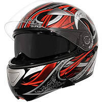 "Шлем-модуляр Hawk GLD-908 ""Железные вены"", фото 1"