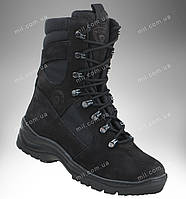 Берцы зимние / военная, тактическая обувь GROZA (черный)