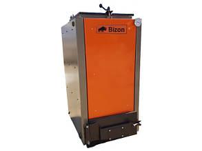 Шахтный котел Бизон термо 6 квт 4 мм(утепленный)BIZON Тermo eco. Длительного горения. Котел Холмова.